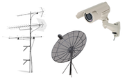 Aerial,  Satellite and CCTV Installation
