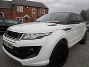 2012 land rover 12 REG LAND ROVER EVOQUE KAHN RS ONE OF A KIND