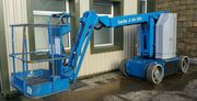 GENIE Z30/20n Cherry Picker Scissor Lift Access Platform Safety