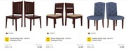 Buy Wooden Dining chairs Online from Wooden Space - Upto 60% off