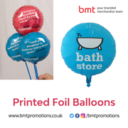 Printed Foil Balloons